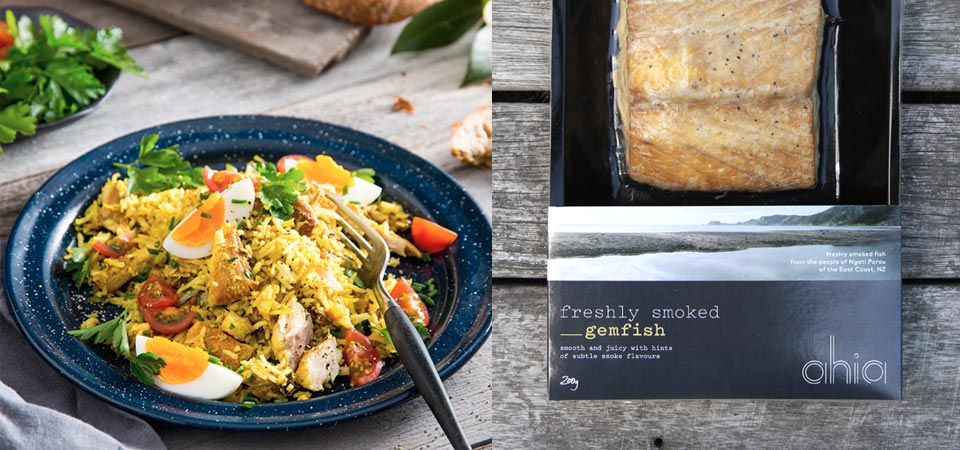 recipe banner GEMFISH KEDGEREE
